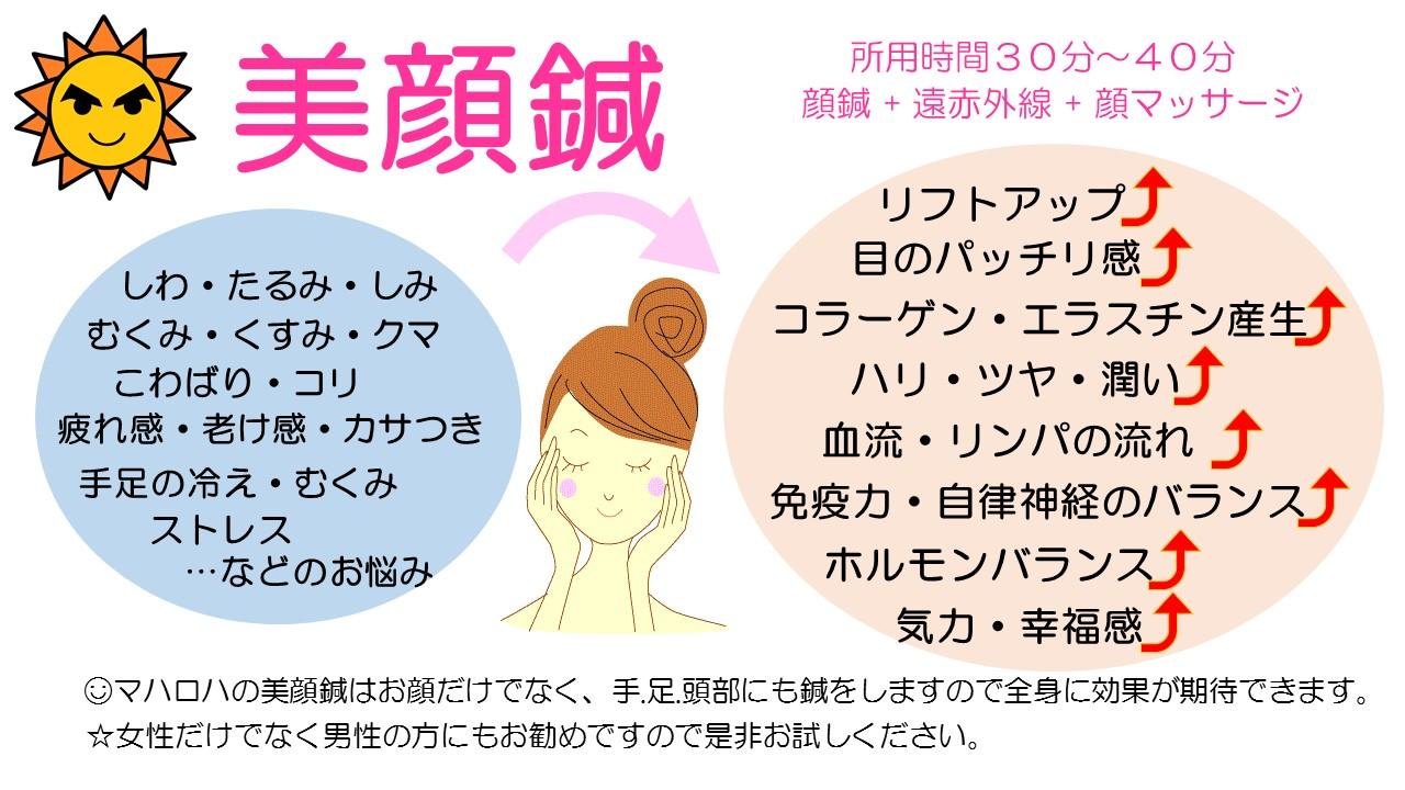 はりきゅう整骨院マハロハ美顔鍼の紹介画像